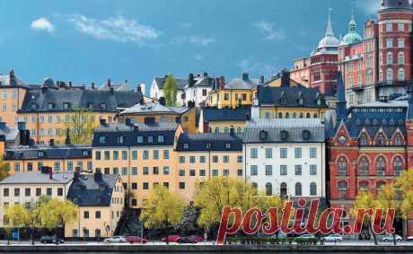 Швеция: общие сведения и отдельные факты