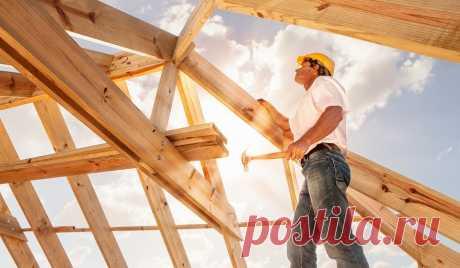 Как построить крышу дома своими руками: пошаговая инструкция с советами специалистов Один из самых сложных этапов при возведении дома, который требует расчетов, навыка работы с инструментом и покупки большого числа материалов — рассказываем, как построить крышу дома своими руками