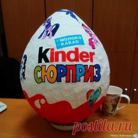 Отличная идея для подарка ребенку!
