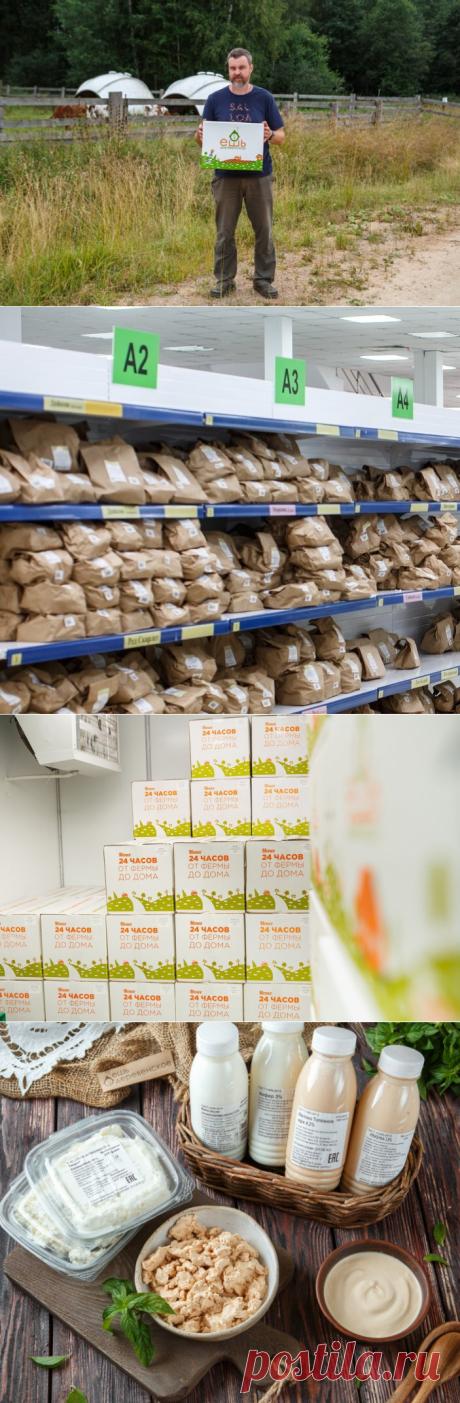Как работает сервис «Ешь Деревенское» и почему это крутая альтернатива другим доставкам Не можете найти в магазинах полезные продукты с натуральным составом? Хочется питаться... Читай дальше на сайте. Жми подробнее ➡