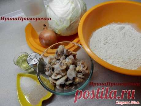 Пирог для постящихся - Домашняя выпечка - Страна Мам