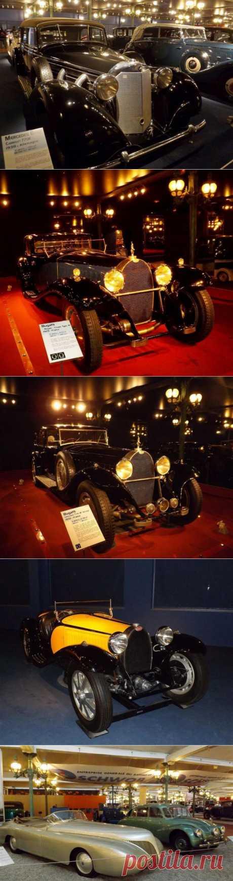 (+1) тема - Cамый большой автомобильный музей в Европе   Непутевые заметки