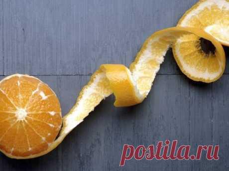 El abono natural para los colores de casa: los agrios y otras frutas