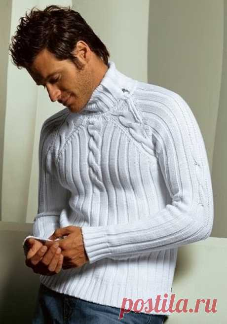 Обалденный свитер для мужчин. Мои исследования и мой МК.   [Больше >>>> читать далее >>>>] Здесь есть описание, но оно не от этого свитера, а что-ТО похожее https://www.liveinternet.ru/users/oxipin/...