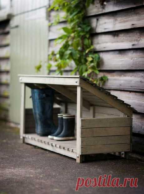 Удобные штучки для сада своими руками - Огород, сад, балкон - медиаплатформа МирТесен