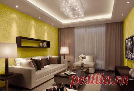 Оригинальные примеры обустройства небольшой гостиной — Мой дом