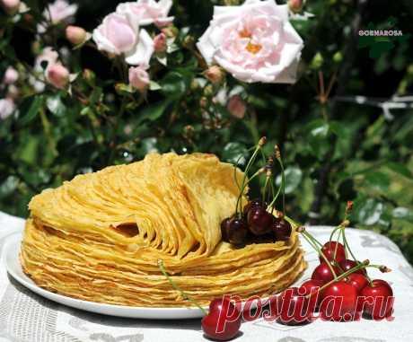 Gornarosa — «Овсяные блинчики» на Яндекс.Фотках