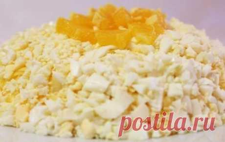 Праздничный салат из апельсинов / Видео-рецепты / TVCook: пошаговые рецепты с фото