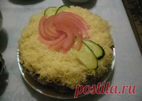 (2) Торт закусочный праздничный Автор рецепта Ольга - Cookpad