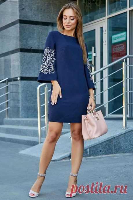 Модные короткие платья – 2020 | Краше Всех