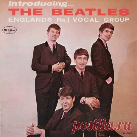 «Introducing... The Beatles», 1964-й – американский дебют ливерпульской четвёрки | Shatff | Яндекс Дзен