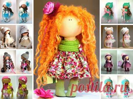Rag Doll Fabric Doll Teen Doll Handmade Doll Red Doll Soft Doll Cloth Doll Baby Doll Tilda Doll Interior Textile Doll Muñecas by Yulia G Rag Doll Fabric Doll Teen Doll Handmade Doll Red Doll Soft Doll Cloth Doll Baby Doll Tilda Doll Interior Textile Doll Muñecas by Yulia G __________________________________________________________________________________________  Hello, dear visitors!  This is handmade soft doll created by Master Yulia G. (Moscow, Russia). All dolls stated...