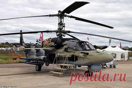 5 лучших современных боевых вертолетов   Русская семерка