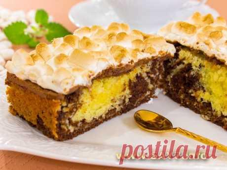 Очень вкусный кекс! Удачное сочетание кокоса и шоколада. Кекс получается нежный и очень ароматный.