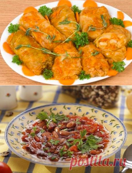 Простые блюда из фасоли