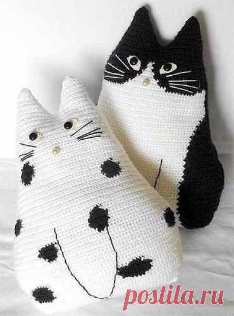 Кошки, котики, котейки, котяры и котенки | Записи в рубрике Кошки, котики, котейки, котяры и котенки | Дневник Люблю_амигуруми