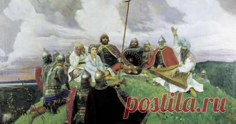 Самое интересное о восточных славянах — Субботний Рамблер