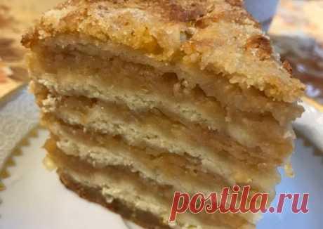 (1) Насыпной яблочный пирог - пошаговый рецепт с фото. Автор рецепта Марина Пшеничная🌳 . - Cookpad