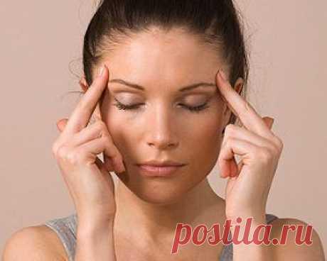Упражнения при головной боли (снимаем напряжение, спазмы)