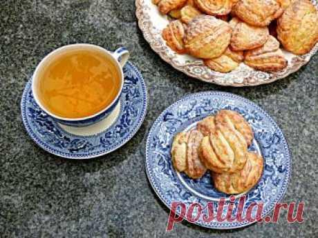 Печенье, от которого сложно оторваться от Натальи Калниной