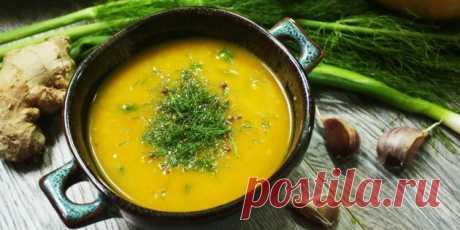 5 интересных рецептов горохового супа