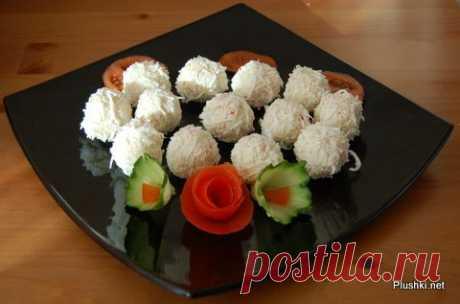 Рафаэлло с маслинами