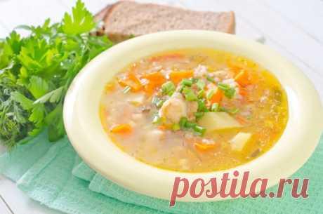 рецепты рисового супа