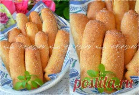 "шеф-повар Одноклассники: Печенье ""Сахарные трубочки"""