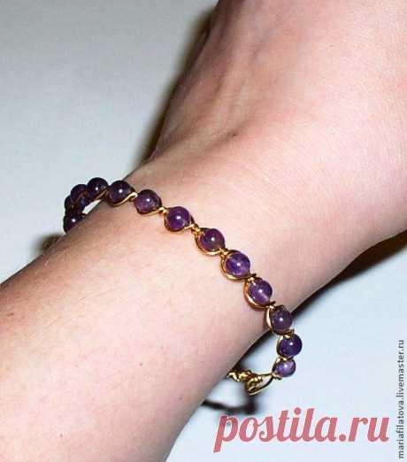 "Bracelet ""Минимум"". \/"