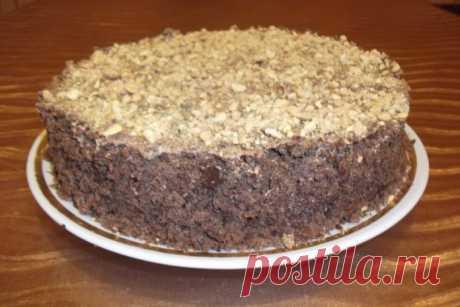 Торт «Пища Богов» — не торт, а блаженство – Своими руками