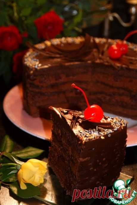 """Марчелло&quot cake; - culinary recipe"