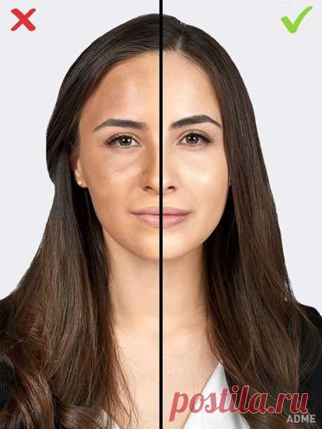 Главные ошибки в макияже, которые делают нас старше / Все для женщины