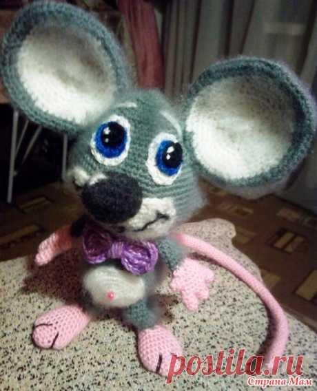 Мои мышки к Новому году! - Вязание - Страна Мам
