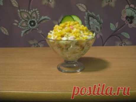 Нежнейший салат затмил шубу и оливье