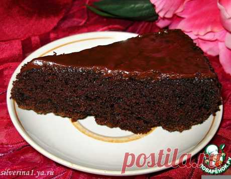 Сумасшедший пирог – кулинарный рецепт