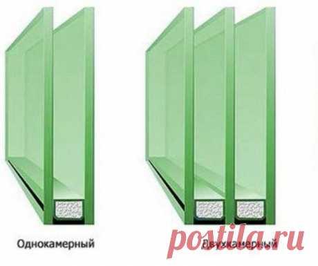 Однокамерный или двухкамерный? Выбираем стеклопакет — Самострой