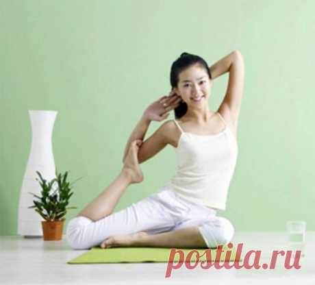 Йога для похудения для начинающих | Краше Всех