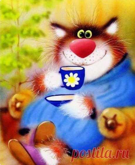 ОСЕНЬ - время утепляться тёплыми свитерами, горячим чаем и добротой...(с)