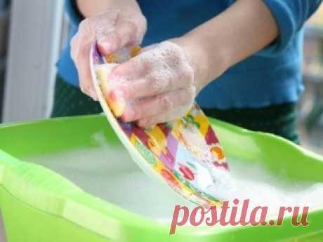 Как сделать средство для мытья посуды, раковины, ванны?