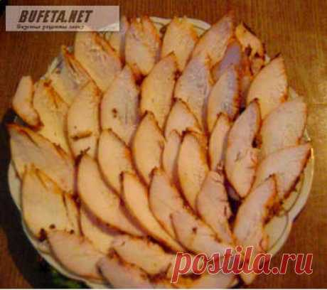 Запеченная куриная грудка | Кулинарный дневник