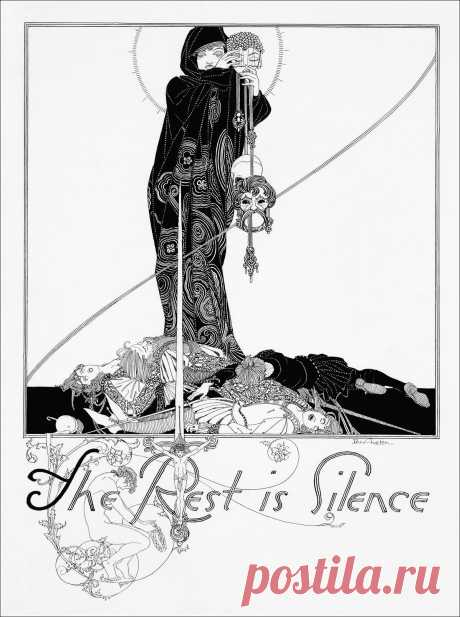 Hamlet, illustrated by John Austen (1922)