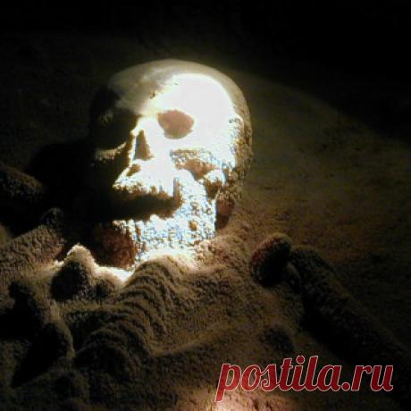 «Хрустальная девушка» и другие загадочные артефакты пещеры Актун-Туничиль-Мукналь | Журнал РЕПИН.инфо