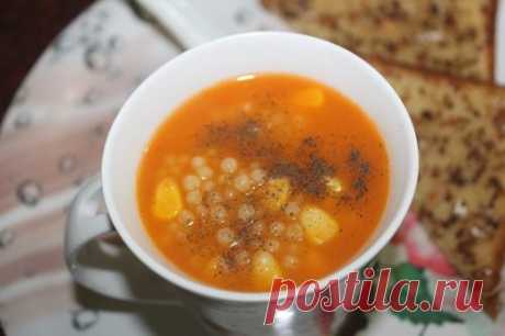 Простой суп на каждый день - пошаговый рецепт с фото на Повар.ру