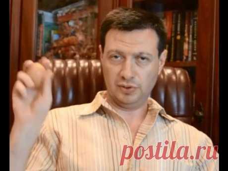 Владимир Хазан  Лечение яйцом