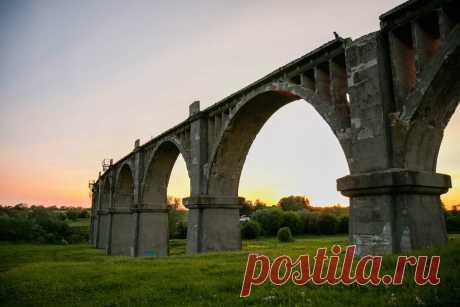 Мост из прошлого века