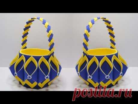 Ide kreatif wadah serba guna cantik dari botol plastik bekas ! Plastic bottle craft ideas - YouTube