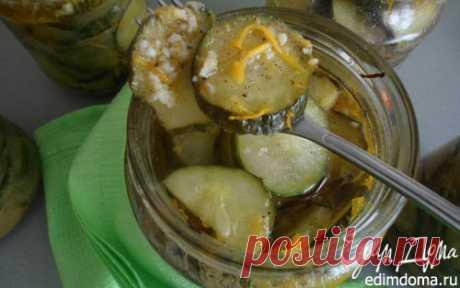 Огурцы маринованные с горчицей | Кулинарные рецепты от «Едим дома!»