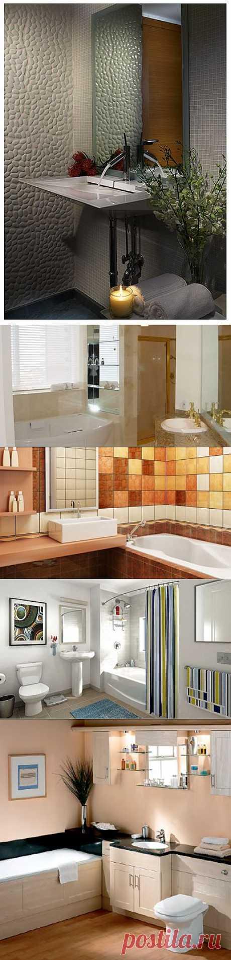 Ванная комната | Наш уютный дом
