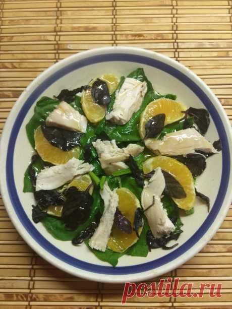 Блюда из шпината - полезные диетические блюда