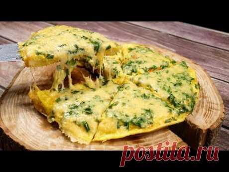 Быстрый завтрак из хлеба – кулинарный рецепт